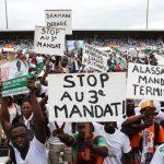 Ivory Coast election Deemed unfair amid violence