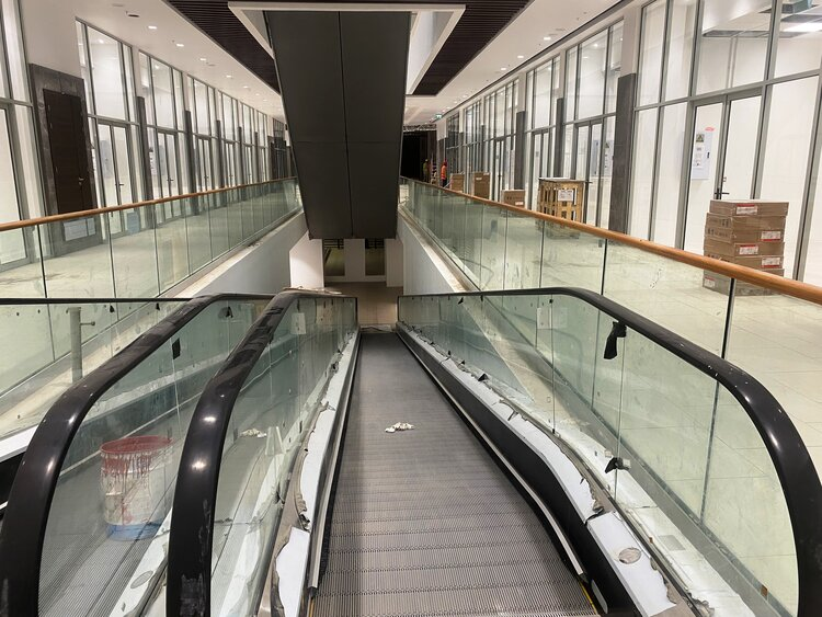 Largest Central Africa Shopping Mall opens in Douala Cameroon