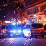 Austria: Many people injured in Vienna shooting