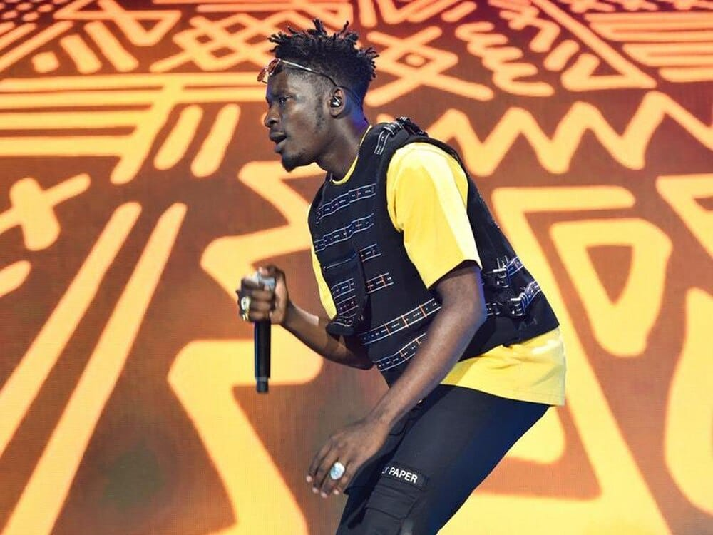 2020 Latin Grammy Award: Nigerian Singer, Mr Eazi Wins Best Urban Music Album