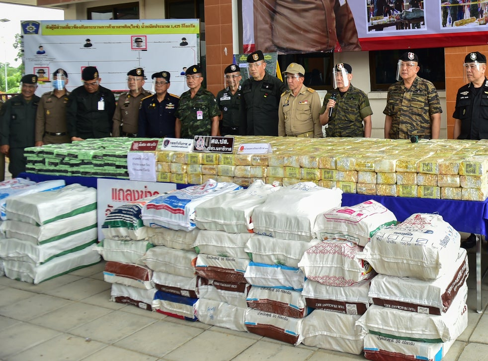 Thailand's largest $1bn ketamine bust turns out to be a food additive
