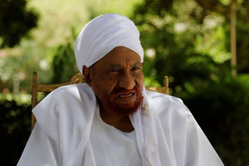 Sudan declares 3-day national mourning for ex-PM Sadiq al-Mahdi who died from Covid-19