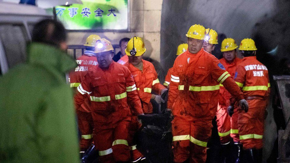 In China: At least 18 coal miners killed in carbon monoxide disaster