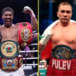 Boxing: Anthony Joshua 'battle ready' for fight with Pulev