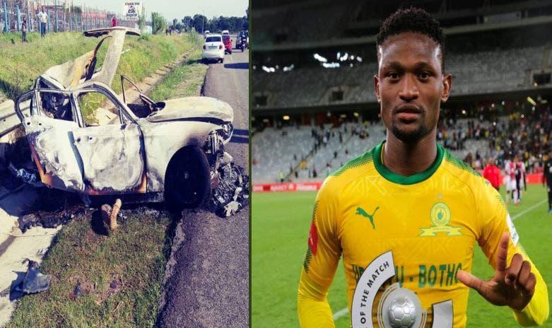 Sad: South African Defender Madisha dies at 25 in Car Crash