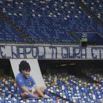 Napoli San Paolo Stadium rename to honour Diego Diego Maradona