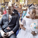 Love: Visually Impaired Couple Melts Hearts As They Marry In Anambra State