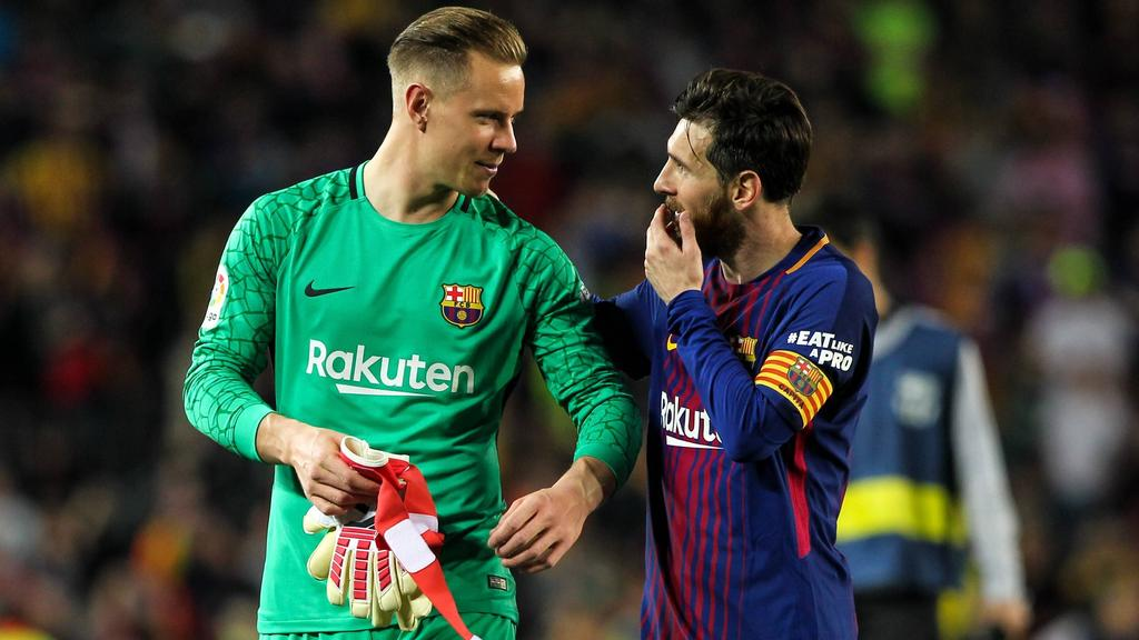 Trouble: Lionel Messi and Ter Stegen Reportedly Fight Dirty Inside Barcelona Dressing Room