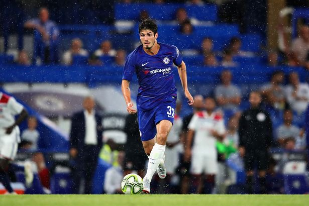 Piazon to leave Chelsea permanently after nine years