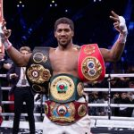 31 Year Old Boxing Champion, Anthony Joshua Sets His Retirement Date