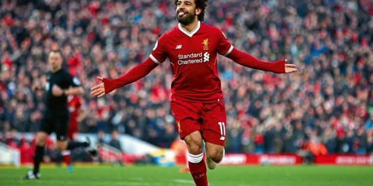 Liverpool forward Salah donates oxygen tanks to COVID-19 sufferers in his hometown