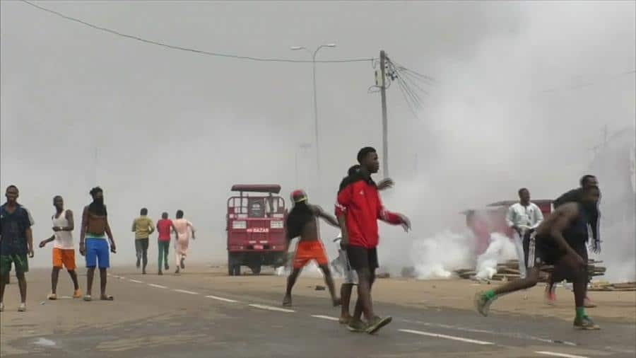 Riot in Cameroon: Douala Residents lose homes to demolition