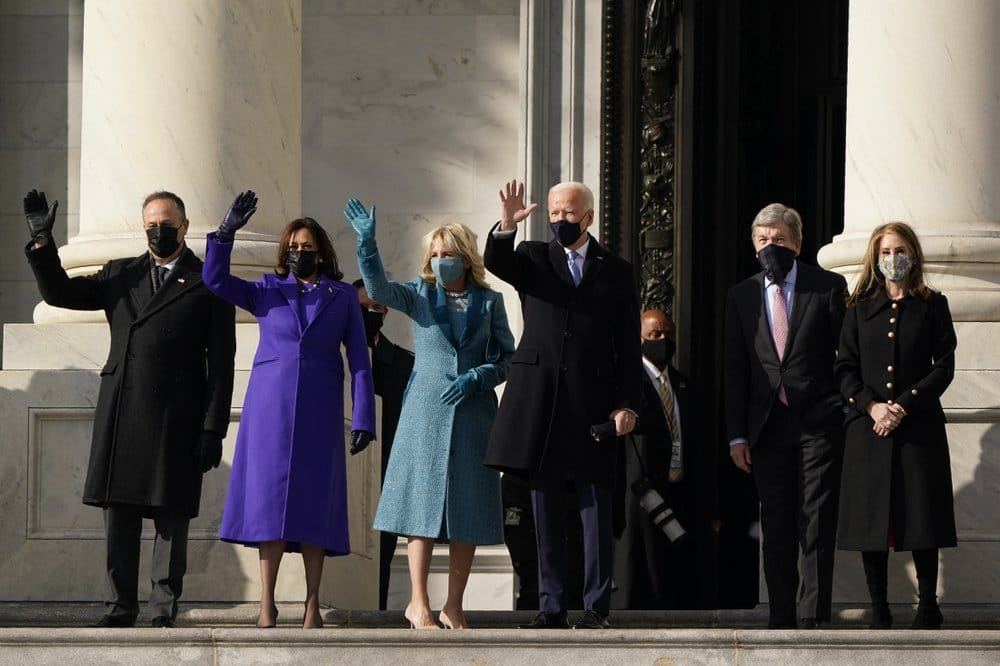 US: President Joe Biden Successfully Inaugurated As the 46th President of America