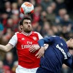 Arsenal cancel defender Sokratis' contract