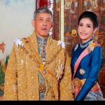 Thai king crowns consort as second queen despite nude photo leaks