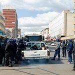 Zimbabwe's government imposes New Year National Lockdown