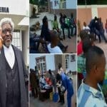 Nigerian actor Kanayo O Kanayo Celebrated by his community for being their first lawyer