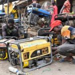 Nigerians in Maiduguri without power for a week after jihadist attack