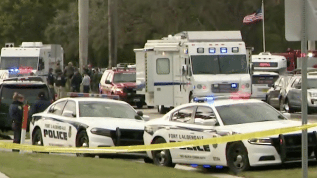 In Florida: 2 FBI agents shot dead and 3 others injured while serving child exploitation warrant
