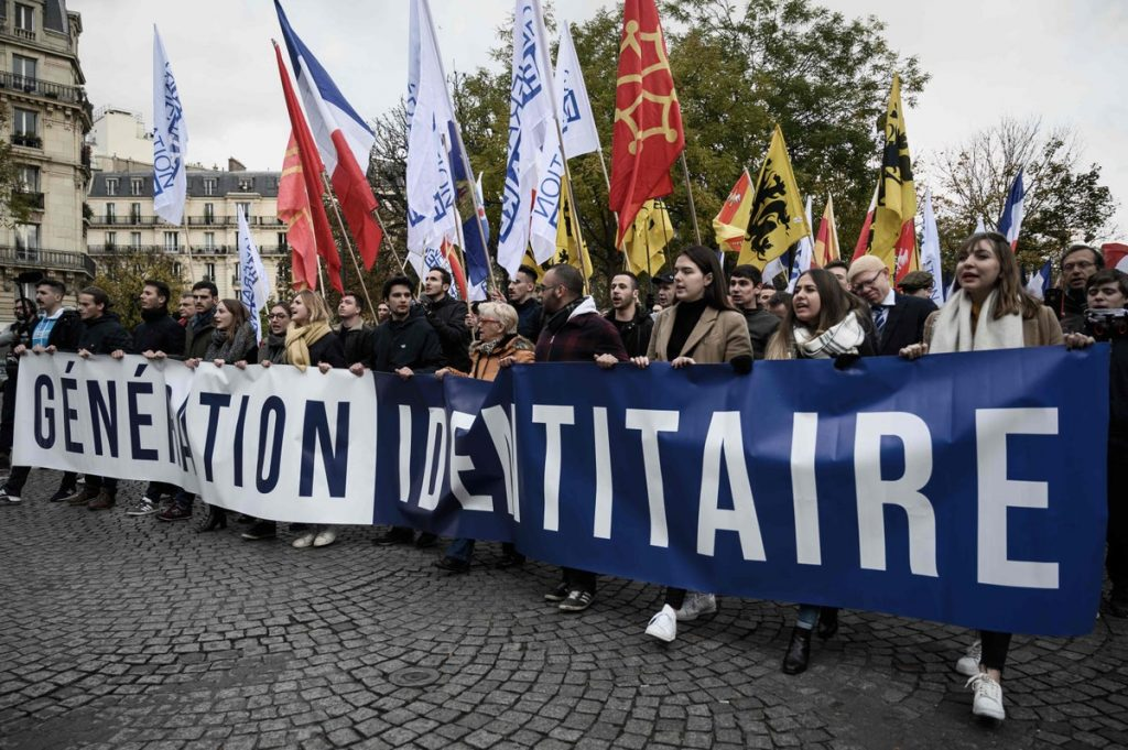 France to ban far-right, anti-migrant group