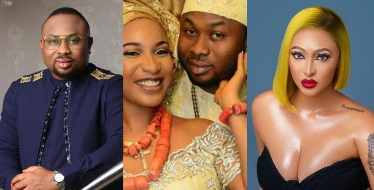 Tonto Dikeh's Ex-Husband, Olakunle Churchill Reveals Side chick Rosaline Meurer As His New Wife