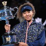 Japan's Naomi Osaka Beat Jennifer Brady To Win The Australian Open Female's Final