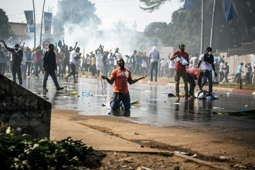 Two killed as Gabon citizens protest coronavirus restrictions