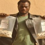 Transborder Drug Trafficker, Nkem Timothy Caught With N1 Billion Worth Of Cocaine
