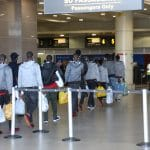 160 Nigerians Stranded In Libya Arrive In Abuja Today
