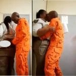 Female Prison Warder To Lose Job After Caught Sleeping With Male Inmate (Photo)