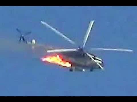 Helicopter crash leaves nine dead in central Afghanistan