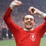 Sad: Former Liverpool striker St John dies at 82