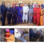 Nigerian First All Female Mechanic Workshop Commissioned In Sokoto (Photos)