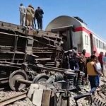 In Egypt:Train Crash Leaves at Least 32 Dead