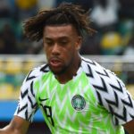 Everton's Alex Iwobi Out Of Super Eagles Squad After Testing Positive For COVID-19