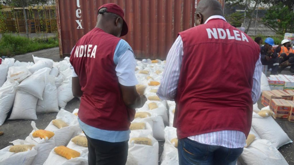 NDLEA Arrest Man Okojie For Concealing Drugs In Beverage Tins While On Flight to Abuja