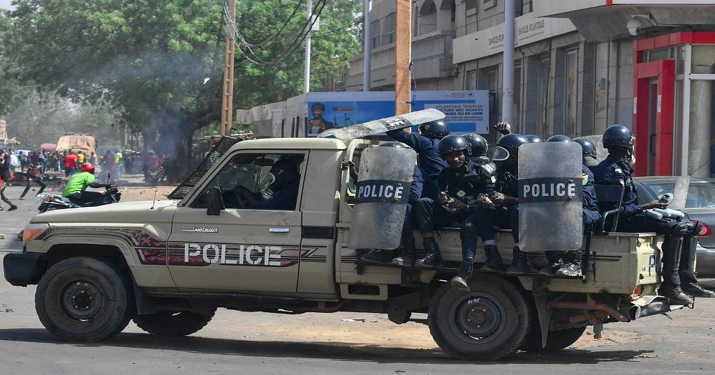 In Niger: Several people arrested after coup attempt