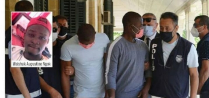Nigerian Student Bags 27Yrs In Jail For Killing Roommate Over A Girl in Cyprus