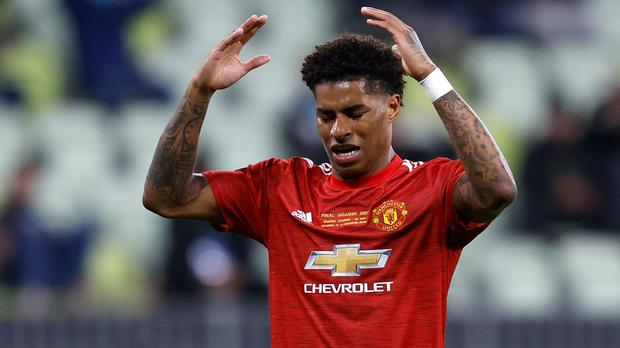 Rashford Reveals He Got Over 70 Racial Abuse Messages After Europa Loss