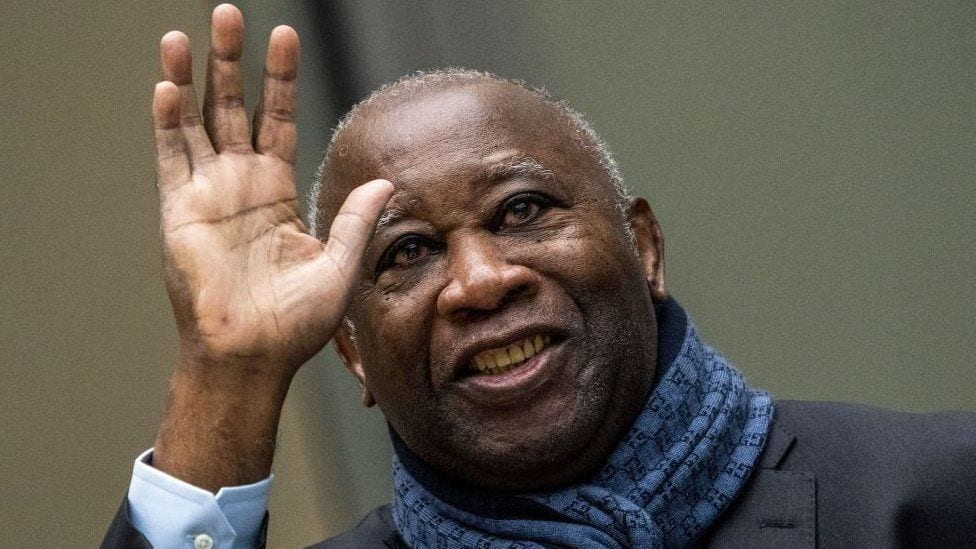 Allies of ex-Ivory Coast president Gbagbo return from 10-year exile