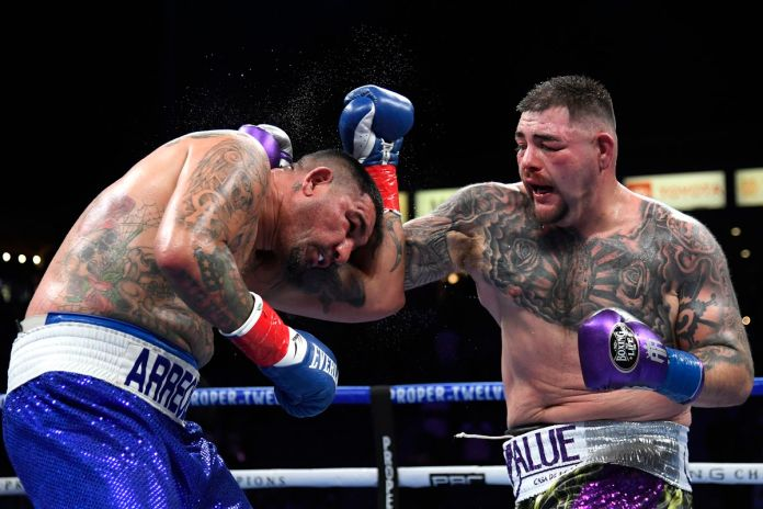 Andy Ruiz Jr Knocked Down But Wins Epic Chris Arreola Fight