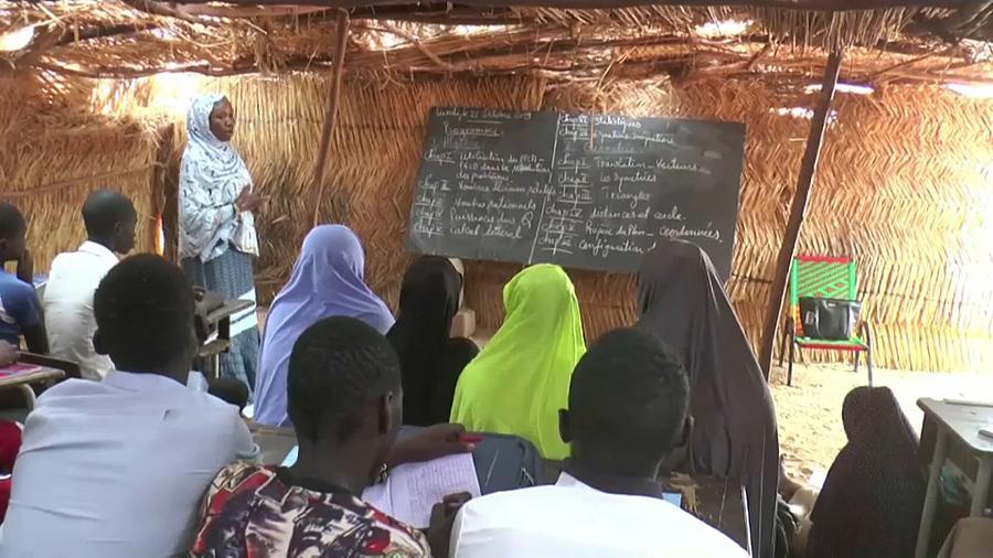 Niger's President Mohamed Bazoum makes education reform priority
