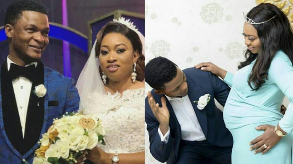 Nigerian Gospel Singer Joe Praize Welcomes 2nd Baby Boy With Wife