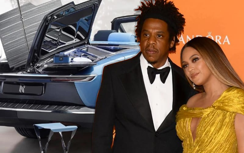 Beyoncé and Jay-Z reportedly buy world's most expensive car for $28 million