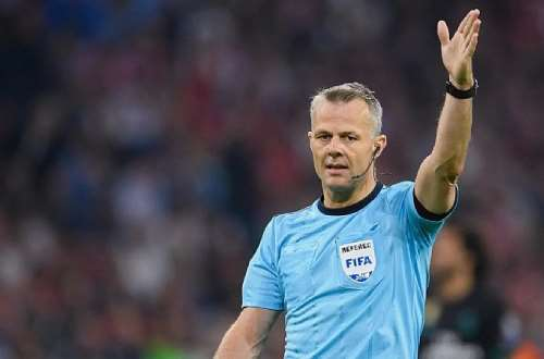 England vs Italy:World's Richest Referee To Take Charge Of Euro 2020 Final